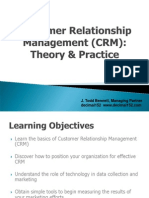 crm theory practice