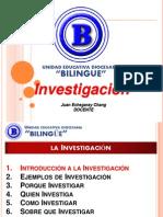 Investigacion Bilingue