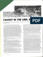 Last Magazine - Caught in the Libel Night - Chris Evans - Summer 2000