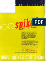 Spiked Advert