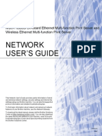 Brother 9970cdw Network Guide