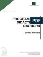 Programacion Granada