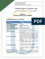 Protocolo de Practicas Residuales II Sem 2013 Estudiantes