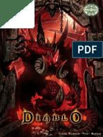 Super 3D&T Diablo