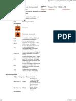 Classificazione & Etichettatura