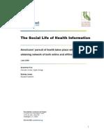 PIP Health 2009
