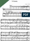 rachmaninov words four hands