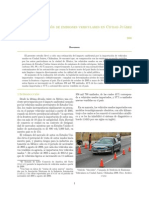 Campaña de medición de emisiones vehiculares en Ciudad Juarez