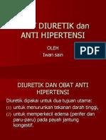 Obat Anti Hipertensi