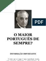 O Maior Português de Sempre? - Oliveira Salazar