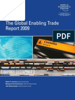 Global Enabling Trade Report 2009