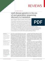 2013 Boycott RareGenetics NatGenRev