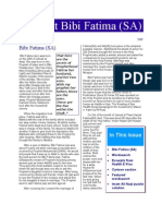 Bibi Fatima Wiladat-PDF