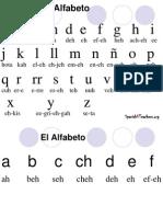 spanish alphabet 1