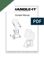 Dumper Manual