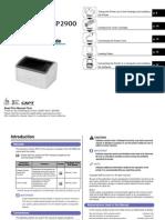 Manual 1 - Technical manual
