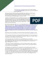 [Stand Juni 2009] Gesetz zur Angemessenheit der Vorstandsvergütung