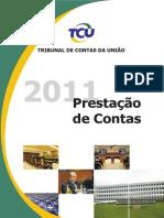 Relatório de Gestão LRF TCU 2011