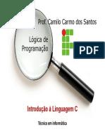 LIVRO - Introducao a Linguagem C - Karen Lowhany - 155 Paginas