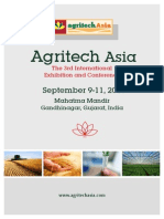 Agritech Asia Brochure
