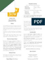 Moonstruck Performance Information 09
