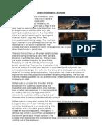 Cloverfield Trailer Analysis