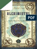 Scott, Michael - [Secretele Nemuritorului Nicholas Flamel] 01 Alchimistul
