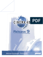 Tutorial Cinema 4D R9.5