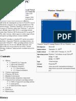 Windows Virtual PC - Wikipedia, The Free Encyclopedia