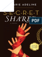 S.E.C.R.E.T. Shared by L. Marie Adeline - First 3 chapters!