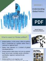 Understanding World Politics