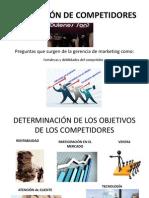 1 EVALUACIÓN DE COMPETIDORES
