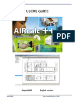 Aircalc User Guide En