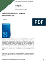 Primavera-Instalação do ERP Professional v8 _ ..__invisible flame light__.