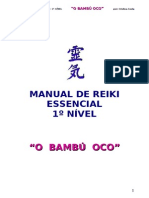 Manual de Reiki Essencial i
