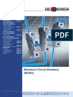 Miniature Circuit Breakers-ABL