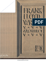 General Architecture - Robert McCarter - Frank Lloyd Wright Architect