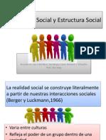 Interacción Social y Estructura Social cap 5