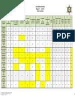 Altadena Crime Reports August 2013