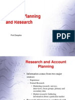 Accounting and Planing