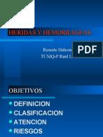 Her Ida Hemorrage As