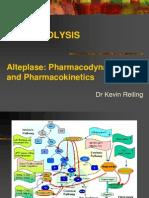 Alteplase Pharmacology