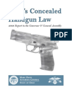 2007 Concealed Carry Annual Report