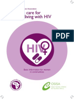 APCA_Palliative Care for Women Living With HIV (2013)