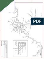 Mapa Tunas Com Ruas Sem Escalas