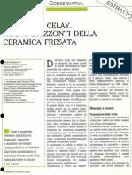 10 Il Sistema CELAY Nuovi Orizzonti Della Ceramica Fresata