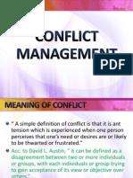 149896540 Conflict Management