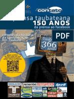 Revista - Imprensa Taubateana 150 Anos