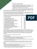 How to Trade - Book Review - John Murphy, Intermarket Analysis