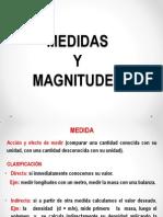 2. Medidas y Magnitudes Cifras Significativas Si